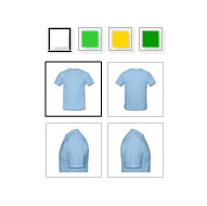 Change tshirt Color