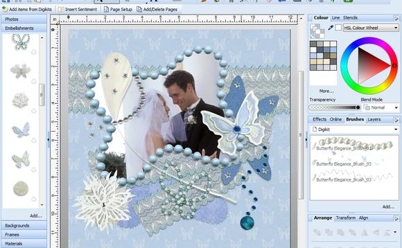 greeting design software