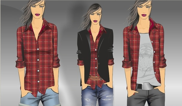 Online fashion design software chase the latest fashion Online clothing design software