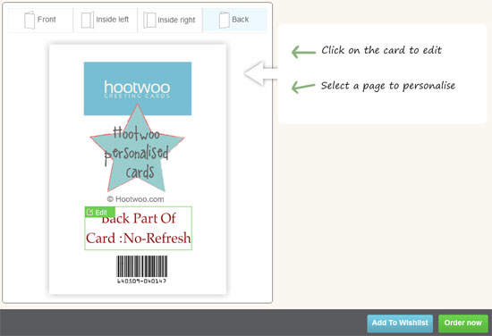 Greeting Card Design software