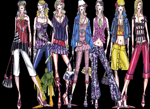 Outsourcing Custom Online Fashion Design Software For Your Customers