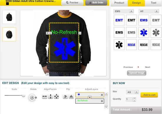An insight into online apparel design software its for Online software design tool