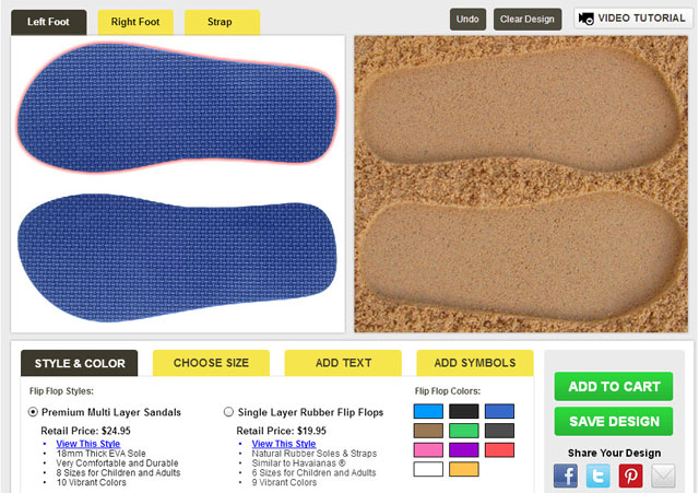 Flip Flop Design Software
