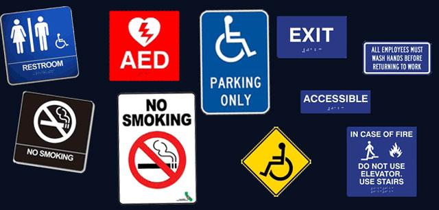 Customized Sign Design