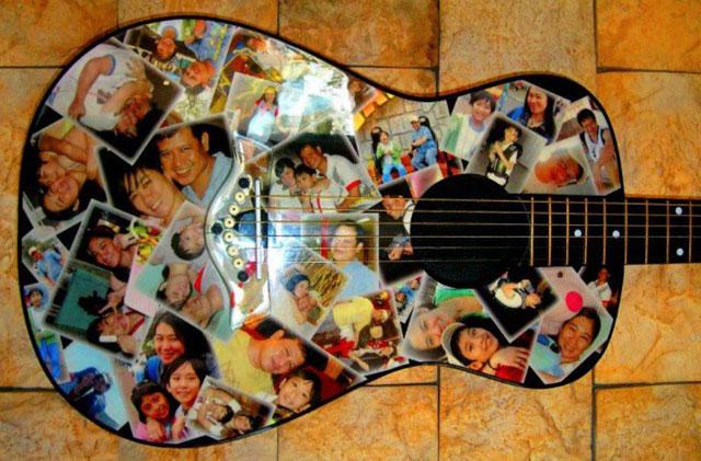 Guitar Skin Design