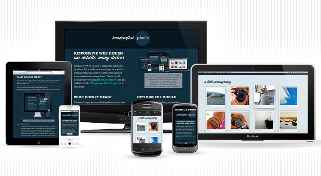 Mobile App and RWD