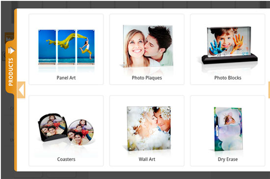 Custom Online Photo Frame Design Software/Tool for Businesses
