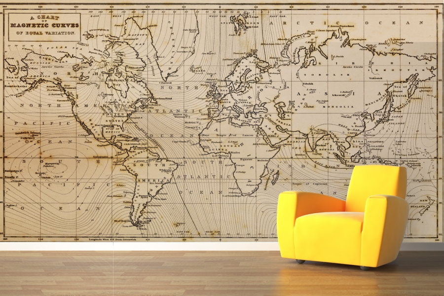 Custom online dry erase wall mural design softwaretool is here now mural maps gumiabroncs Images
