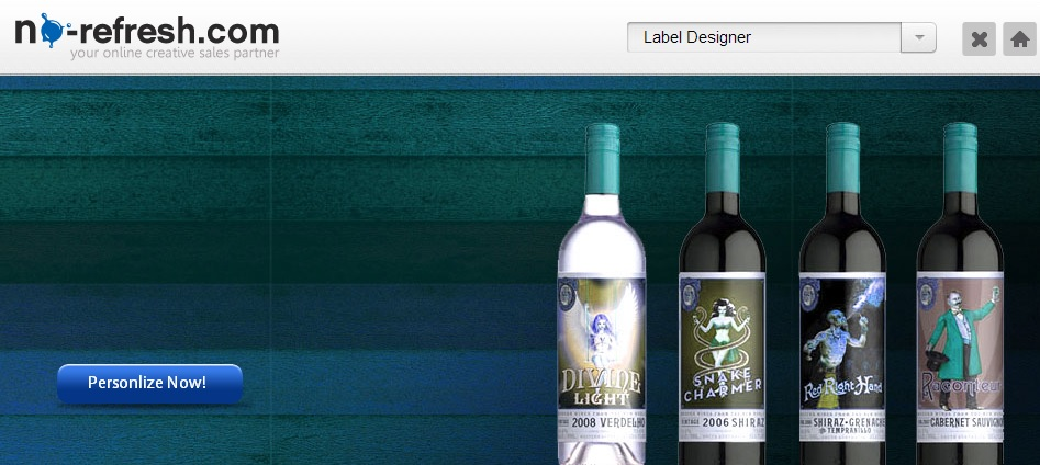 Label Designing Tool