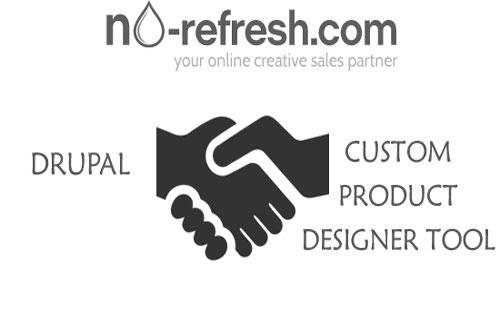 Drupal Custom Design Tool