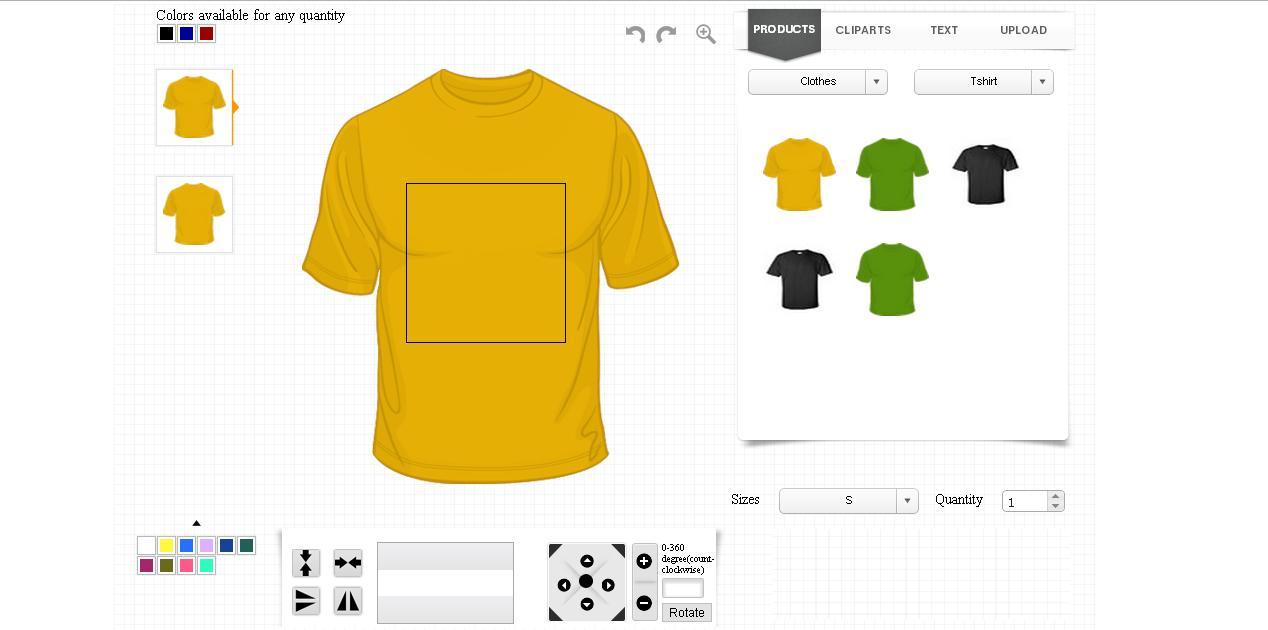 Magento Integrated T Shirt Design Tool No Refresh Review