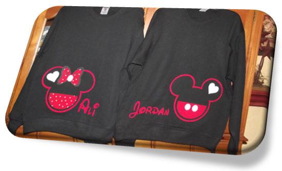 T-shirt fashion design