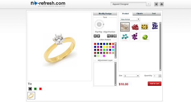 jwelery design tool