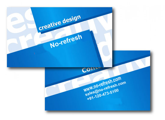 Online visiting card maker selol ink online visiting card maker reheart Image collections