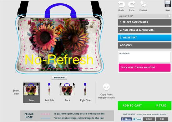 Laptop-Bag-Design-Software