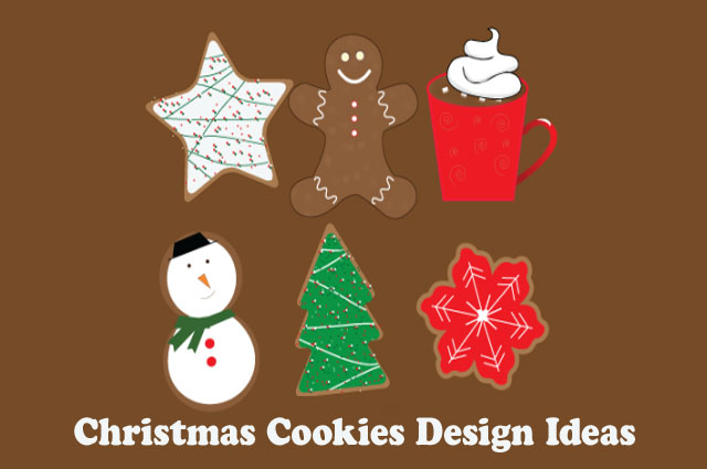 Christmas Cookies Design Ideas