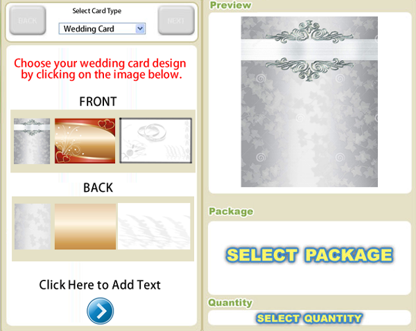online wedding invitation design software
