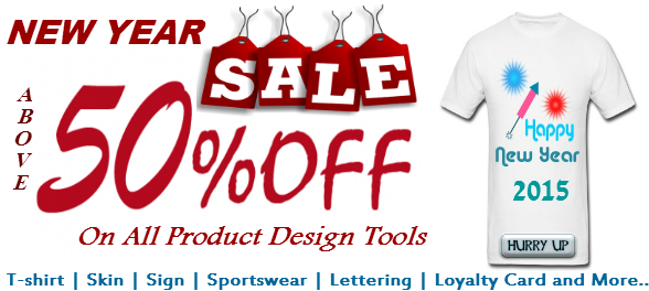 new year offer on online product design tools