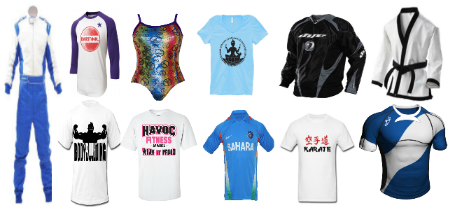 League & Club Sports Uniform