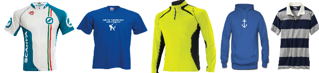 Summer Sports Uniforms