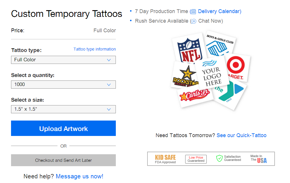 Custom Tattoo Designer Software