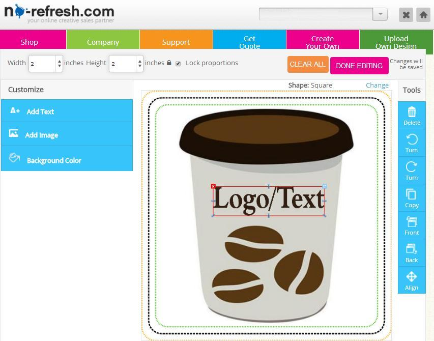 Paper Cup Design Software