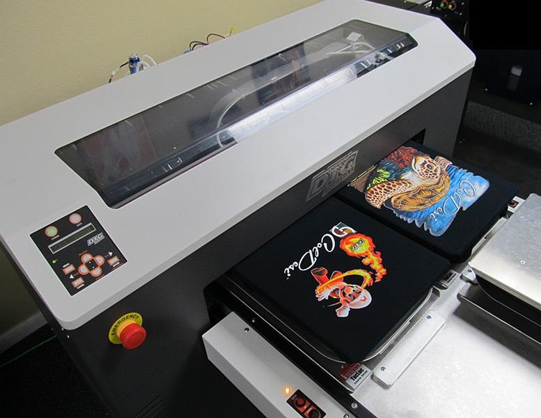 direct to garment machine