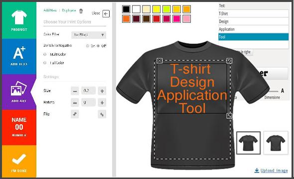 Online T Shirt Design Software No Refresh Review