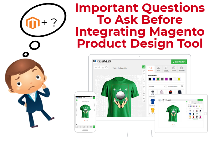 magento product design tool