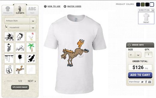 Online T Shirt Design Tool Screenshot Windows 8 Downloads